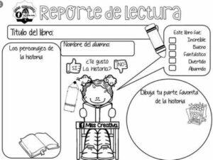 reporte-de-lectura-para-ninos-imprimir